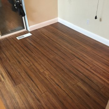 Brand New Hardwood floor